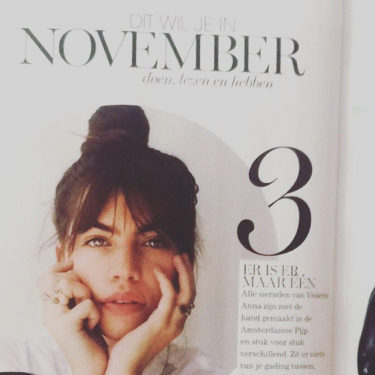 marie claire november 2